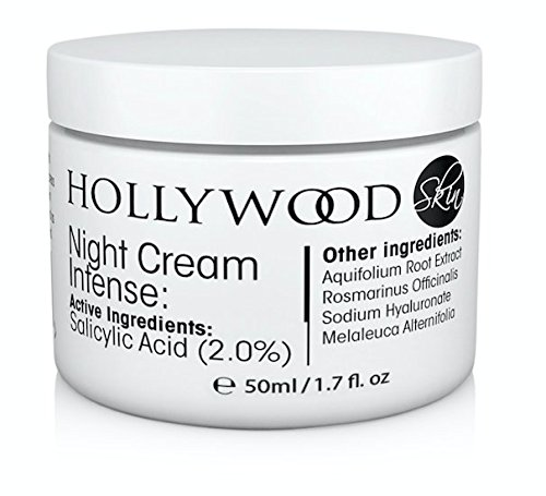 Night Cream INTENSE - ¡2% de Ácido Salicílico!...