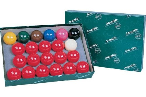 "Billard Kugeln ""Aramith Premier"", 52,4mm, Snooker"