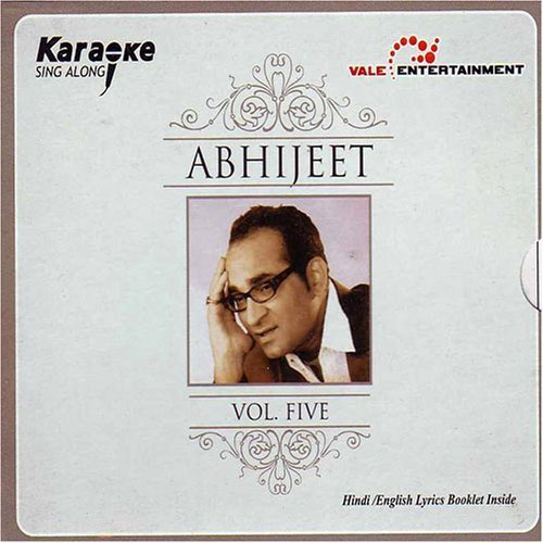 Karaoke Sing Along Abhijeet Vol-5 ( Indian Classical/ Indian Music/ Karaoke/ Hindi Song) by Abhijeet
