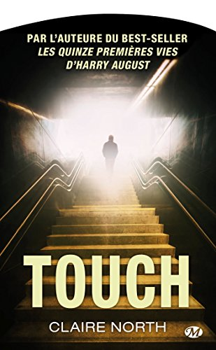 Touch (Science-Fiction) por Claire North