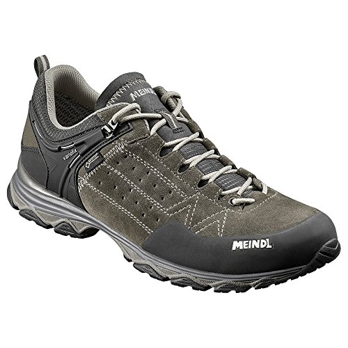 Meindl Ontario Gore-Tex Men's Hiking Shoes loden-schwarz