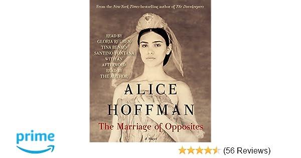 8e32757fe44 The Marriage of Opposites  Amazon.co.uk  Alice Hoffman