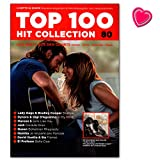 Top 100 Hit Collection 80 - Lady Gaga, Maroon 5, El Profesor : notes - Texte - accordéon - Astuces - Livre avec pince à partitions en forme de c?ur