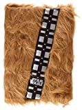 Star Wars Libreta Chewbacca - Cuaderno formato A5, efecto de piel