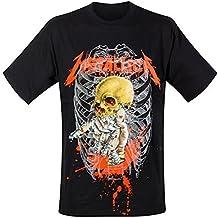 Metallica - T-Shirt Alien Birth (in XL)