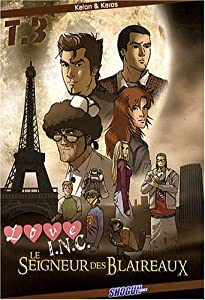 Love I.N.C. Edition simple Tome 3
