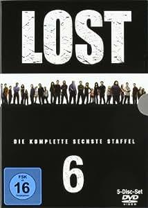 Lost - Die komplette sechste Staffel (5 DVDs)