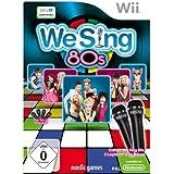 We Sing 80s (inkl. 2 Mikrofone) - [Nintendo Wii]