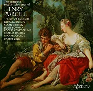 The Complete Secular Solo Songs of Henry Purcell