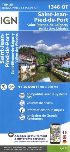 Saint-Jean-Pied-de-Port.Saint-Étienne-de-Baïgorry.Vallée des Aldudes
