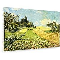 Alfred Sisley - Campo di grano -