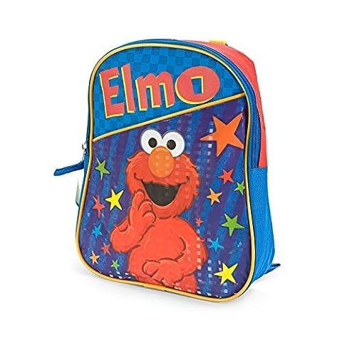 Sesame Street Elmo Mini Blue sac à dos