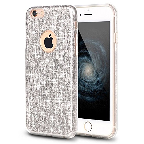 iPhone SE Custodia, Apple iPhone 5 5S Custodia, Vandot Shinning Glitter