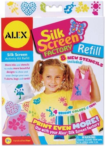 Refill Alex Toys (Alex Toys Siebdruck Factory Refill)