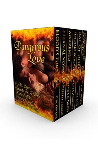 Dangerous Love (A Paranormal Romance Anthology)