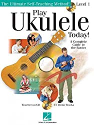 [ PLAY UKULELE TODAY! LEVEL 1 A COMPLETE GUIDE TO THE BASICS BY TAGLIARINO, BARRETT](AUTHOR)PAPERBACK