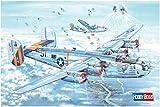 Hobby Boss 083211 US B-24J Liberator Modellbausatz, verschieden -