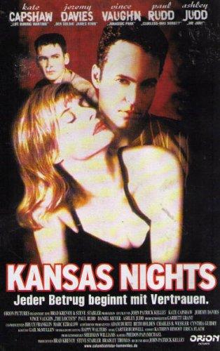 Kansas Nights - Jeder Betrug beginnt mit Vertrauen [VHS]