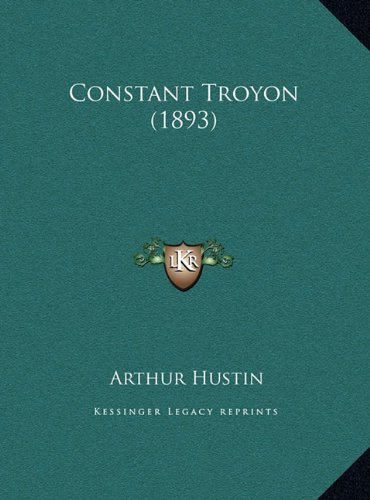 Constant Troyon (1893)