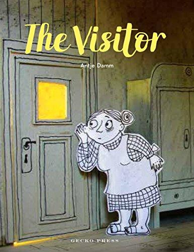 The Visitor por Antje Damm