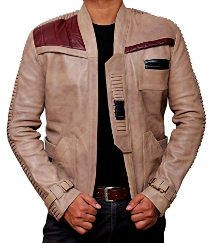 Finn Star Wars Costume Giacca (3XL)