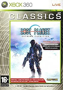 Lost Planet Extreme Condition : Colonies Edition Classics