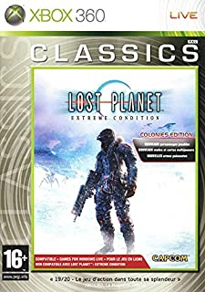 Lost Planet Extreme Condition : Colonies Edition Classics (B0017LSXZU) | Amazon price tracker / tracking, Amazon price history charts, Amazon price watches, Amazon price drop alerts