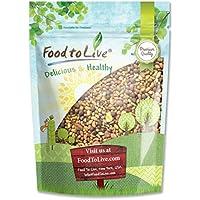 Food to Live Brotes de semillas brócoli (Carmesí, trébol, rábano rojo, alfalfa) 453 gramos