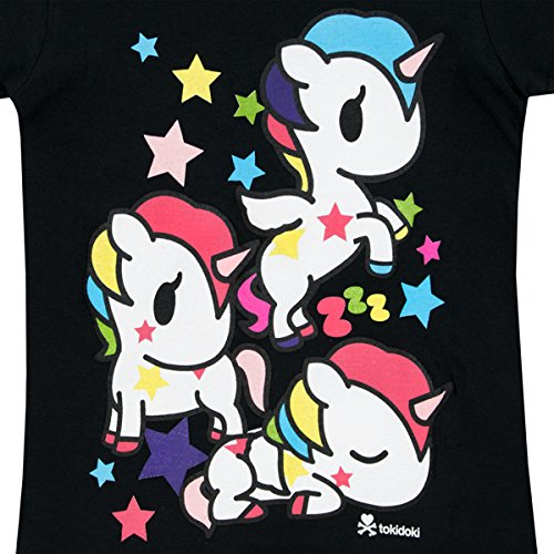 Tokidoki - Camiseta para niñas - Unicorno - 11 - 12 Años