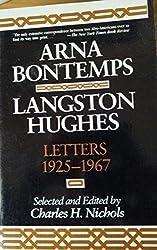 Arna Bontemps-Langston Hughes Letters, 1925-1967 by Arna Wendell Bontemps (1990-11-01)