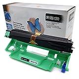 1x Bildtrommel kompatibel für DR1050 Brother DCP-1510, DCP-1512, DCP-1512A, DCP-1601, DCP-1610W, DCP-1612W, DCP-1616NW, Brother HL-1110, HL-1110R, HL-1112, HL-1201, HL-1210W, HL-1211W, HL-1212W
