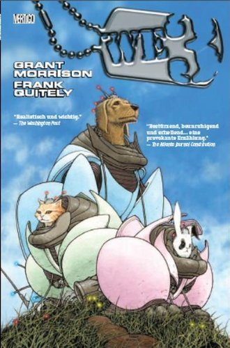 We3 German ed by Morrison, Grant (2008) Paperback