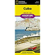 Cuba : Travel Maps International Adventure Map (National Geographic Adventure Travel Maps)