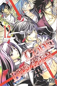 Code:Breaker Edition simple Tome 12