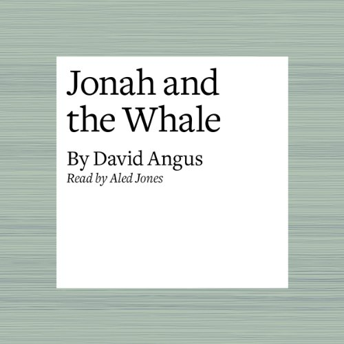 Jonah and the Whale  Audiolibri
