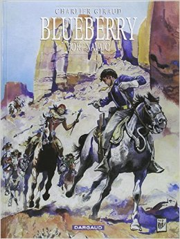 Blueberry, tome 1 : Fort Navajo de Jean Giraud (Dessins),Jean-Michel Charlier (Scenario) ( 1 janvier 1967 )