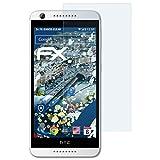 atFolix Schutzfolie kompatibel mit HTC Desire 626G / 626 Panzerfolie, ultraklare & stoßdämpfende FX Folie (3X)