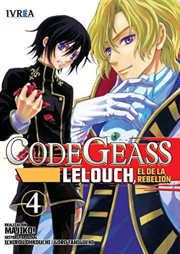 Code geass: Lelouch, el de la rebelión 04