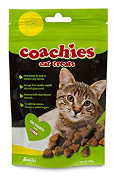 THE COMPANY OF ANIMALS Coachies Friandises pour Chat thon 65 g