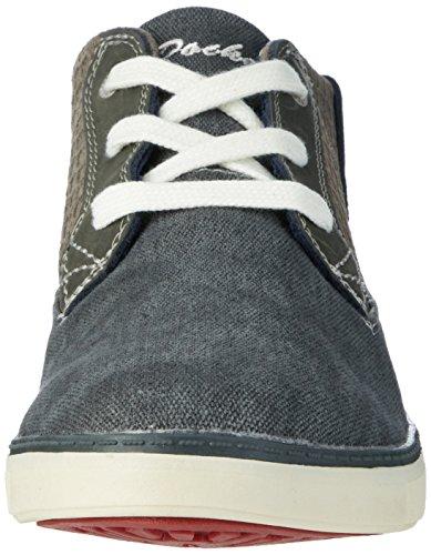 Dockers by Gerli 38se015-714200, Sneakers Hautes Homme Gris (Grau 200)