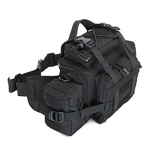 ZHANGRONG- Tasche esterne multifunzionali Sacco sportivo camouflage Navigando tranquillamente in una borsa da montagna Pacchetto attrezzature (Colori multipli disponibili) ( Colore : 4 ) 3