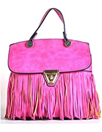 Hopping Street Zip Pink Handbag