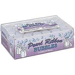 Burbujas de Boda - Lazo de Perlas - Paquete de 24