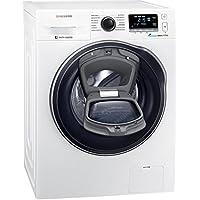 Samsung WW80K6404QW/EG Waschmaschine FL / A+++ / 116 kWh/Jahr / 1400 UpM / 8 kg / Weiß / Add Wash / WiFi Smart Control / Super Speed Wash / Digital Inverter Motor