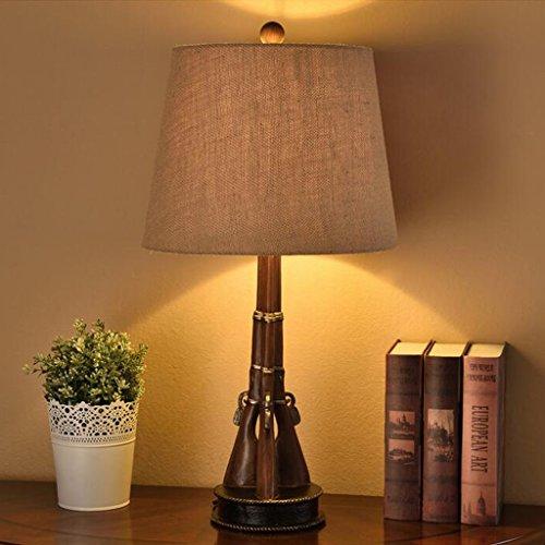 AMOS Kindertischlampe moderne kreative minimalistischen Schlafzimmer Lampe Auge Studie Basketball amerikanischer Junge Persönlichkeit Nachttischlampen ( größe : 33*68CM )