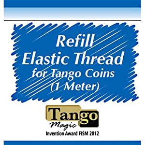 Refill Elastic Thread for Tango Coins (1 Meter) - Trick