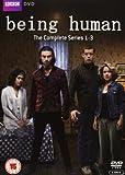 Being Human - Series 1-3 Box Set [Reino Unido] [DVD]