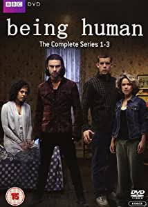 Being Human - Complete Series 1-3 Box Set [DVD]