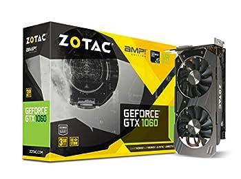 ZOTAC GTX1060 Amp 3Gb Gddr5 192Bit Zt-P10610E-10M Ekran Kartı