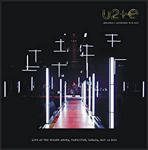 U2 Live In Canada 2015 2CD set in DigiPak Innocence Experience World Tour